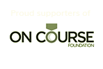 Proud supporters the On Course Foundation